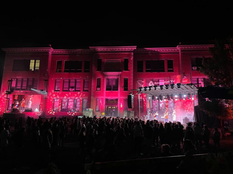 La 10e édition du Festival Acadie Rock se clôture après toute une semaine de célébrations